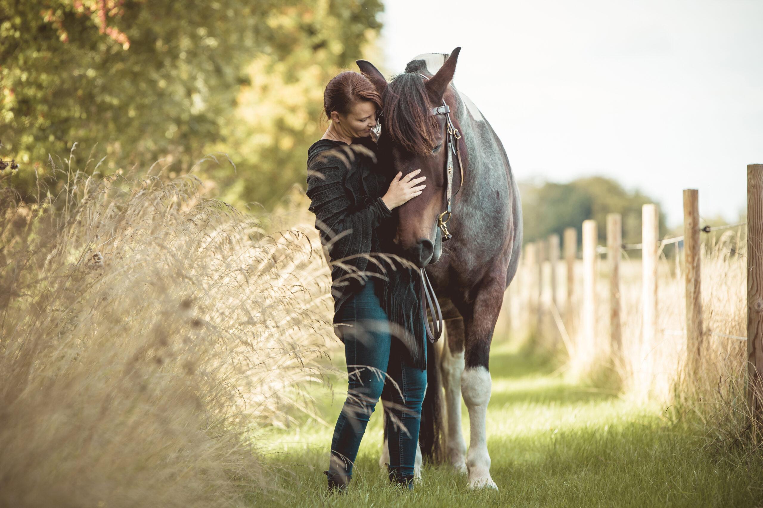 Hesteportæt
